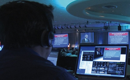 Webcasting and Live Events